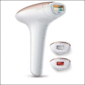 Dispositivo de depilación IPL Lumea Advanced de Philips